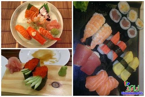 """Địa chỉ 3 quán ăn sushi """"ngon, bổ, rẻ"""" ở Sài Gòn 1"""