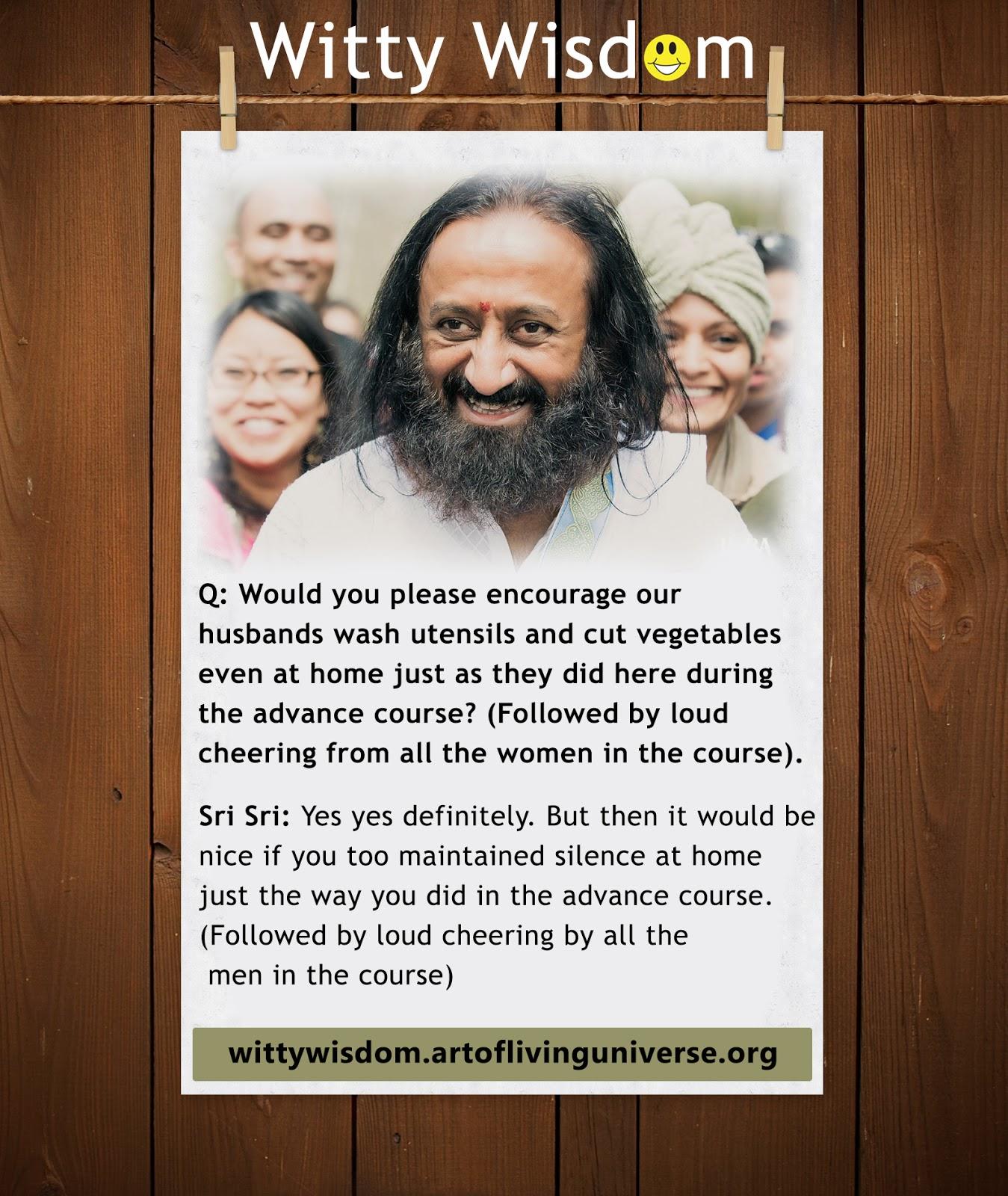 Advance Course | Witty Wisdom