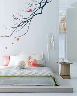 Santai dan Harmonis Dengan Kamar Tidur Zen
