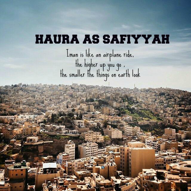 haura as-safiyyah