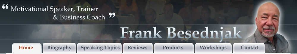 Go to Frank's home page by clicking below