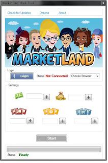 MarketLand Hack