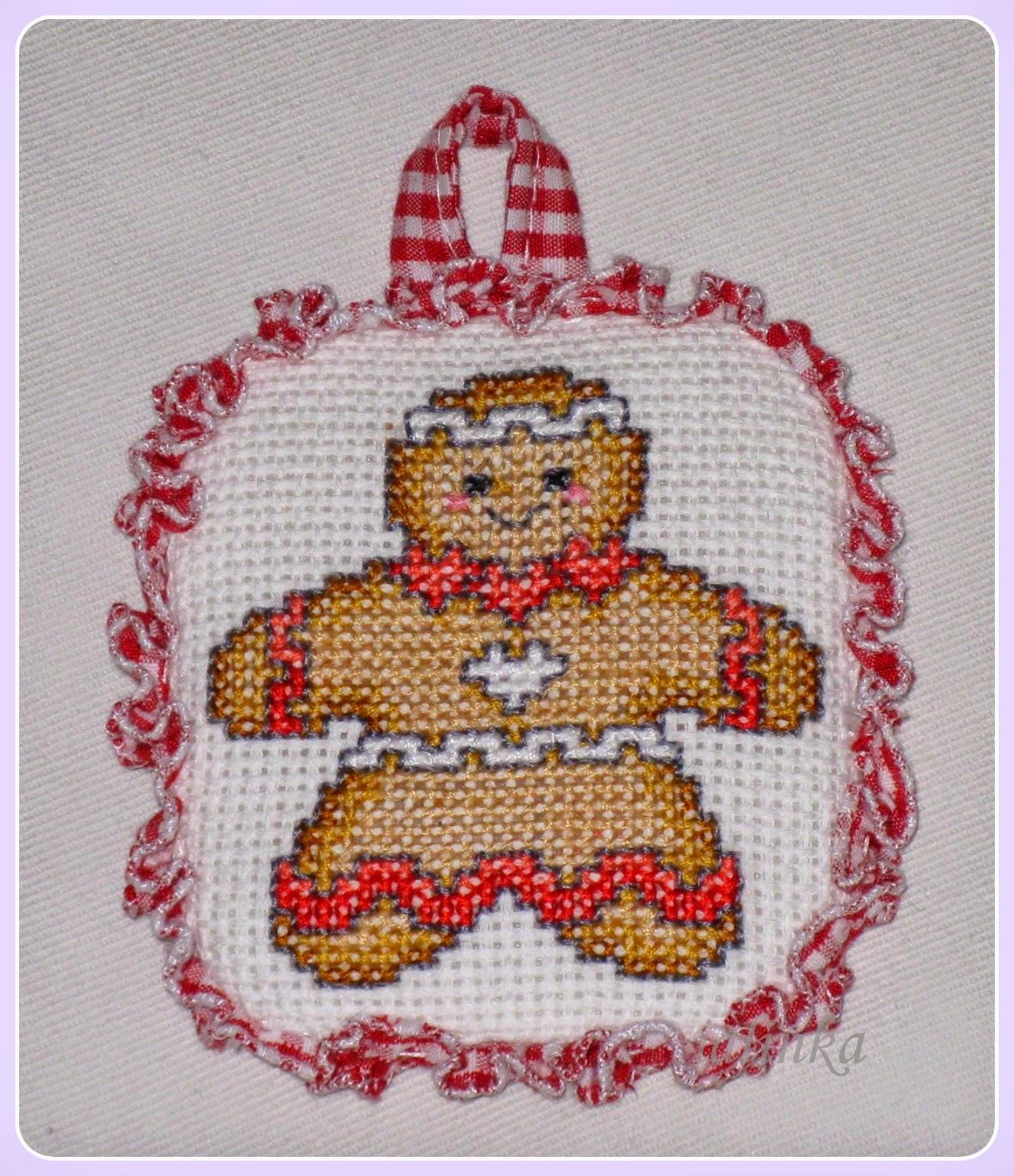 gingerbread-man пряничный  человечек