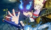 Blue Exorcist the Movie, Blue Exorcist, Kazue Kato, Actu Ciné, Cinéma, Kazé Anime,