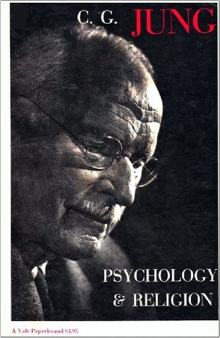 cover of book review jung psychology and religion