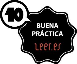 """Somos """"Buenas Prácticas"""" Leer.es"""