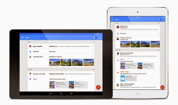 Google's Inbox by Gmail app arrives on Android tablets, iPad, Chrome, Firefox and Safari