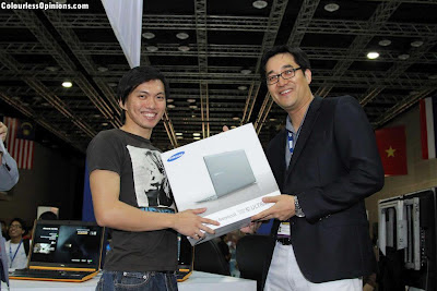 WCG Samsung Super Match Modern Warfare 3 runner-up 2nd prize winner