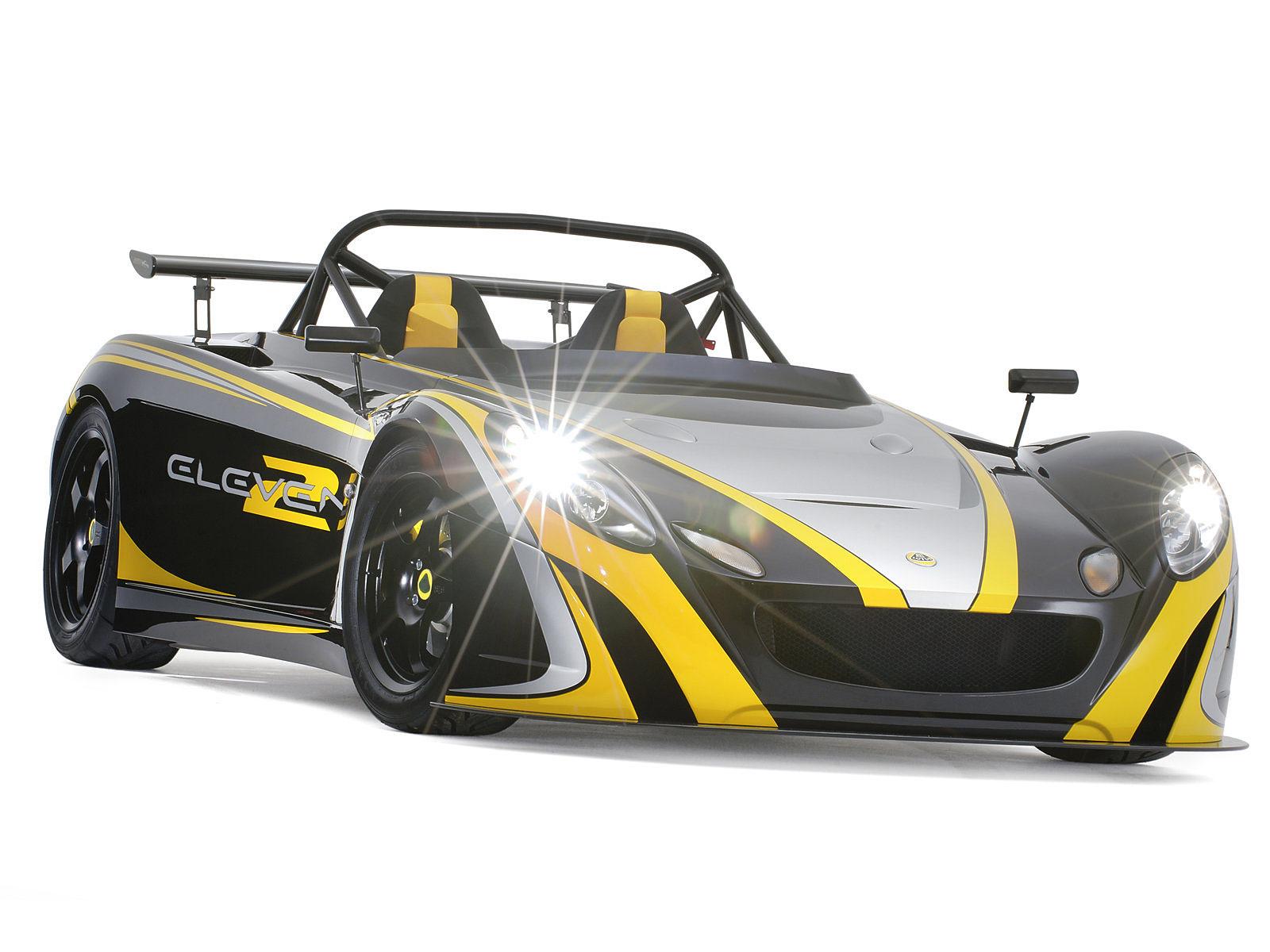 Gambar Mobil Lotus 2 Eleven 2007