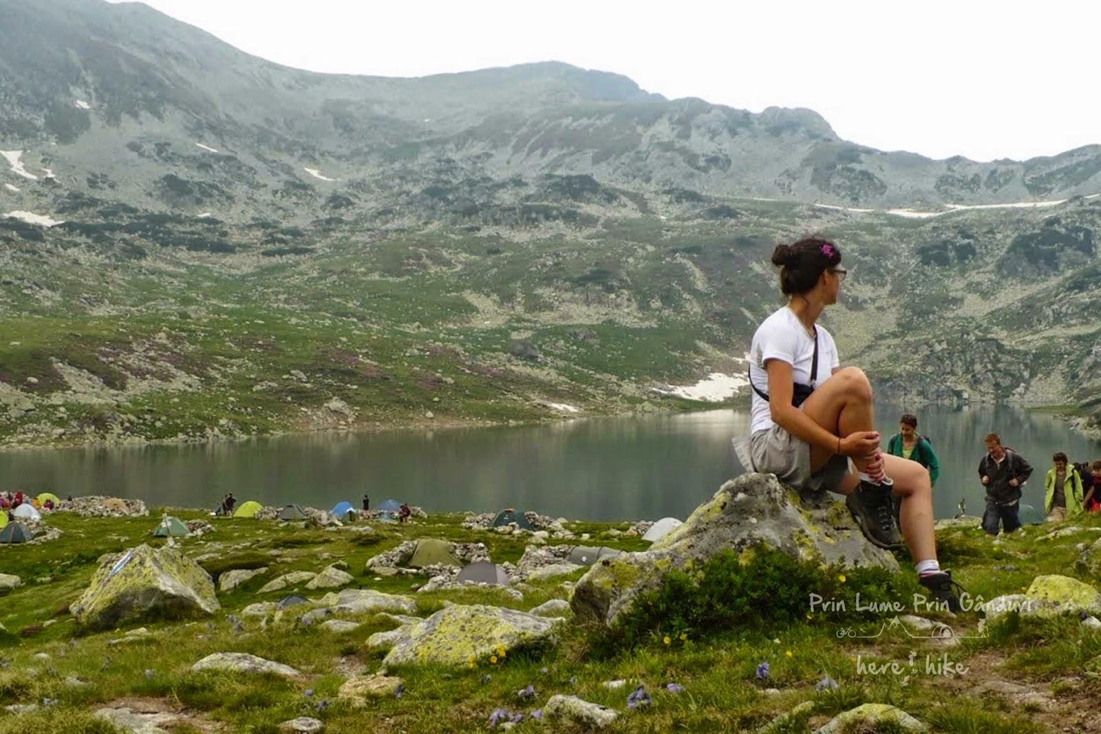 Peleaga_Peak_bucura_camping