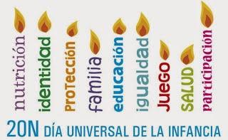 Día Internacional de los derechos del niño