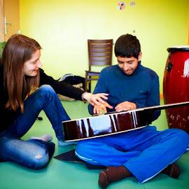 Palestra Música para pessoas com autismo