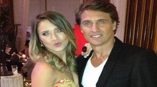 ... Dos Ramos ¡será hija de Juan Soler en ¨Marido en alquiler