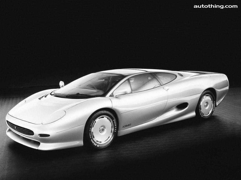 Jaguar Xj220 Motor Cars
