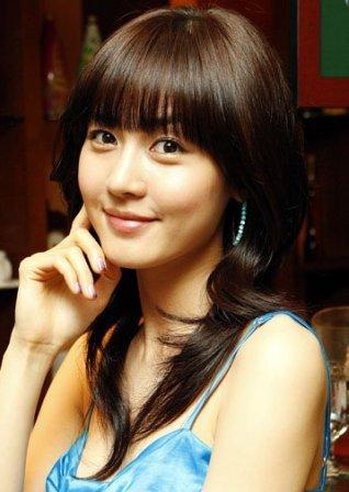 Model rambut sebahu ala artis korea
