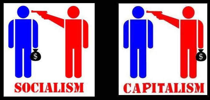 Sosialisme Vs Kapitalisme