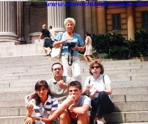 Mis viajes en familia como niña by Marta la mochila de mama