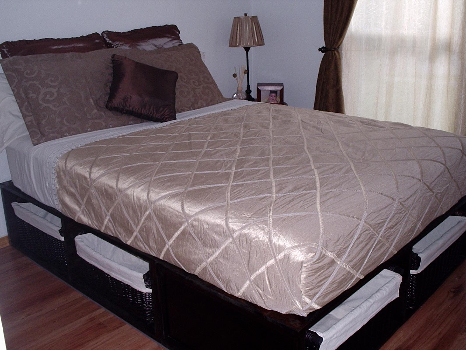 Galicia 39 s shop base de cama hecha por mi - Bases de cama ...