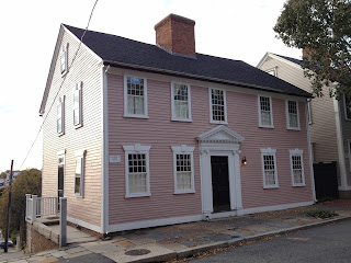 Jabez Goham House, Benefit St., Providence RI.