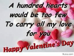 Best Happy Valentines Day 2016 Quotes