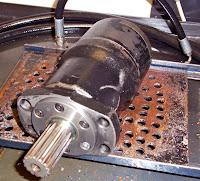 MH400 SHP/2 Hydraulic Motor