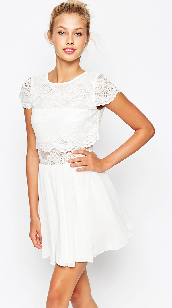 http://www.asos.com/ASOS/ASOS-Lace-Crop-Top-Mini-Skater-Dress/Prod/pgeproduct.aspx?iid=5366692&cid=8799&sh=0&pge=1&pgesize=204&sort=1&clr=Cream&totalstyles=3442&gridsize=3