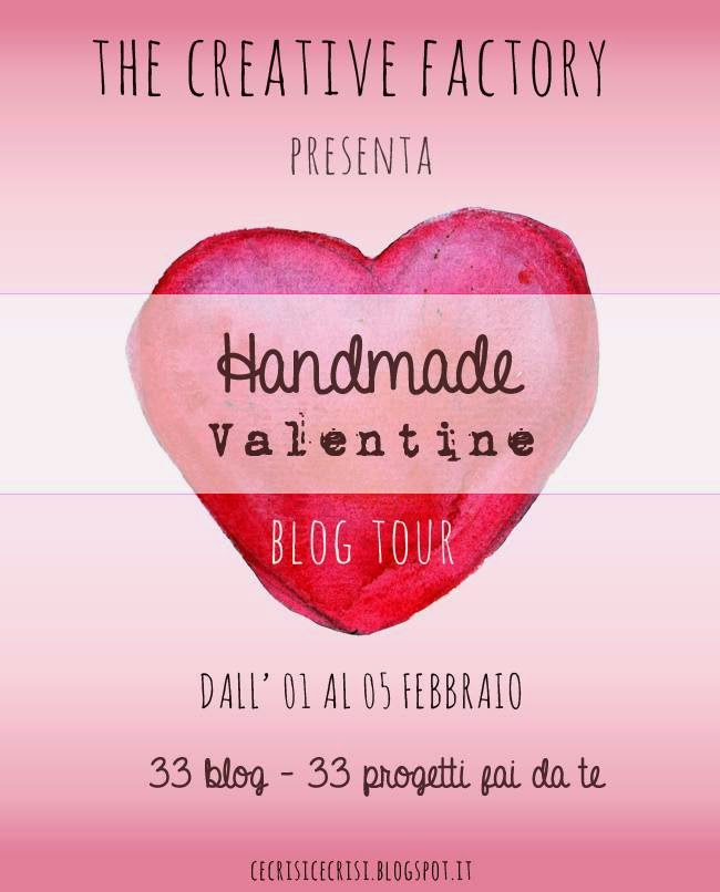 Il mondo di maryanne handmade valentine un cuore di cuori for Link di san valentino da condividere