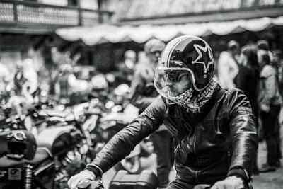 The Distinguished Gentleman's Ride 2015