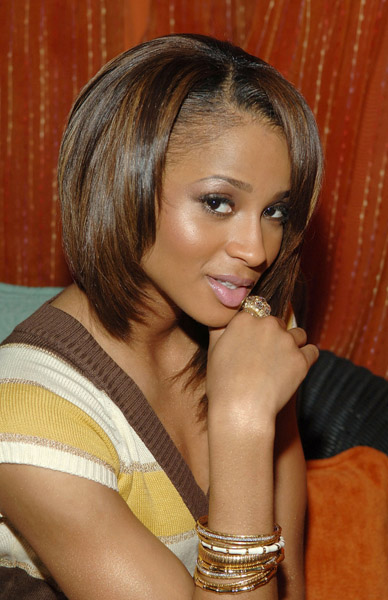 Black African American Bob Hairstyles