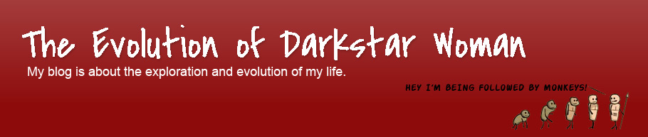 The Evolution of Darkstar Woman!