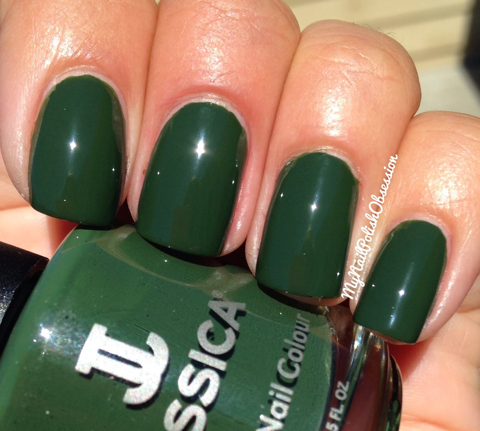 My Nail Polish Obsession: Jessica Cosmetics Autumn In New York & The ...