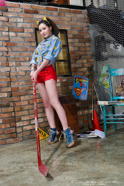 4 Han Ga Eun - very cute asian girl - girlcute4u.blogspot.com
