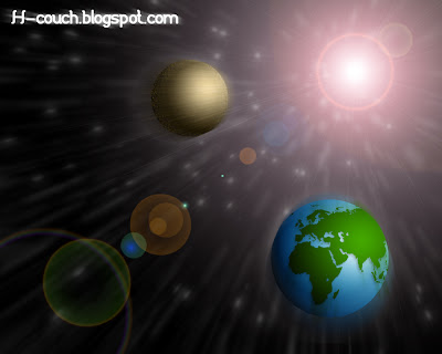 Download Space Background Free { PSD }