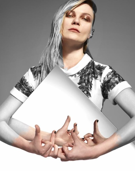Kirsten Dunst by Frederik Heyman for Bullett Magazine