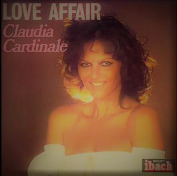 "Claudia Cardinale "" Love Affair """