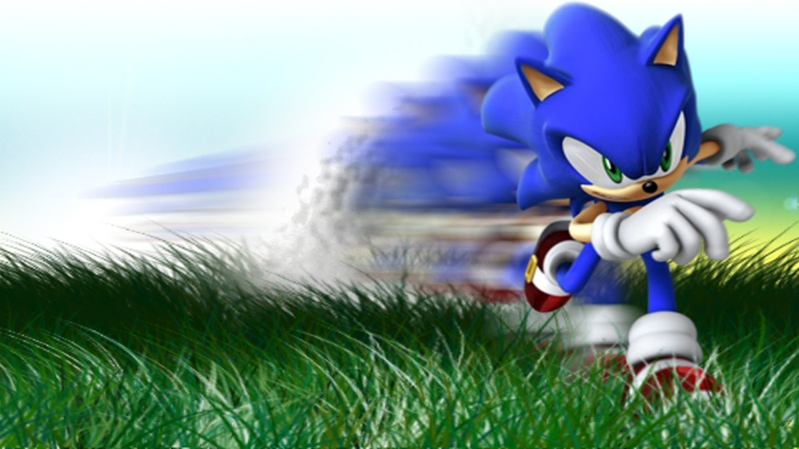 Your Wallpaper: Sonic The Hedgehog Wallpaper