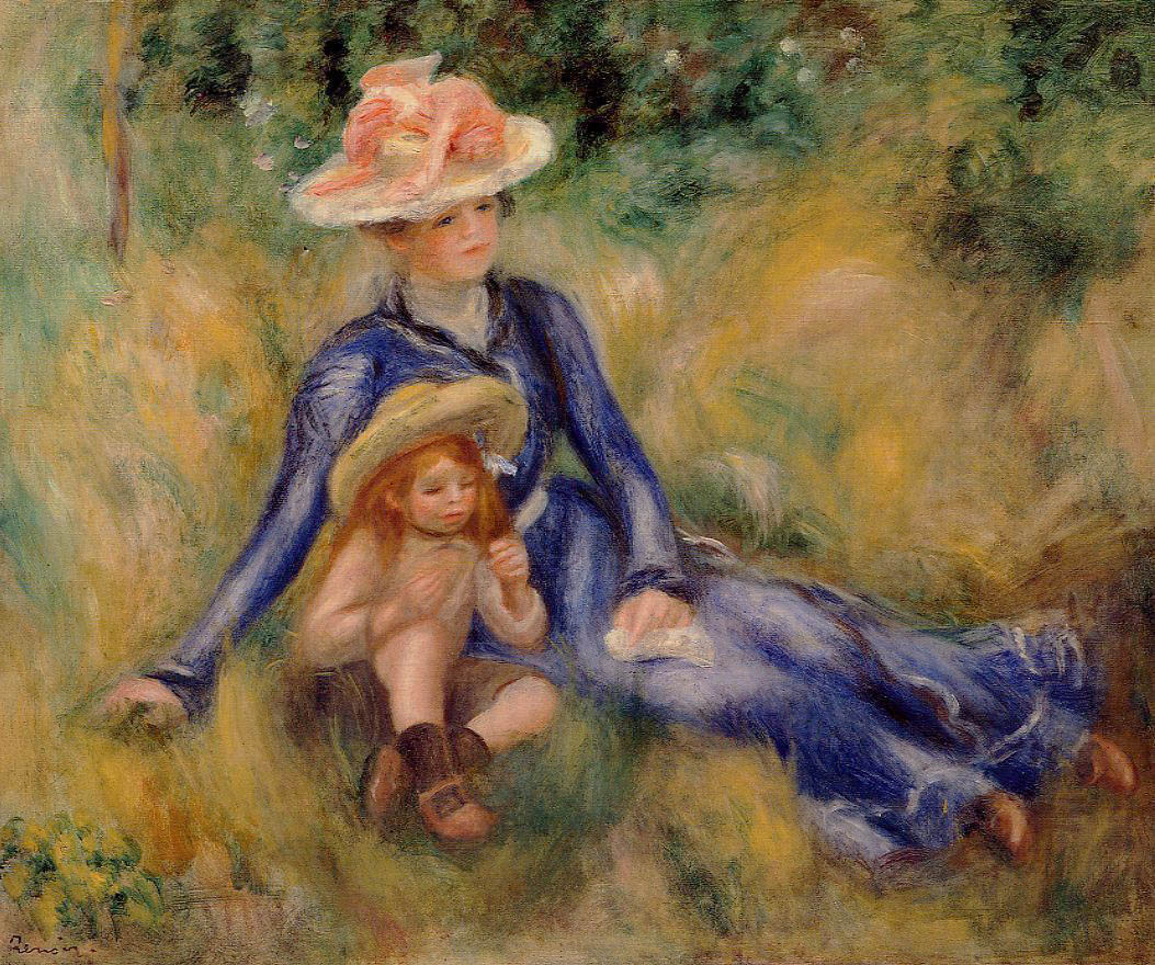 Art artists pierre auguste renoir part 16 for Auguste renoir
