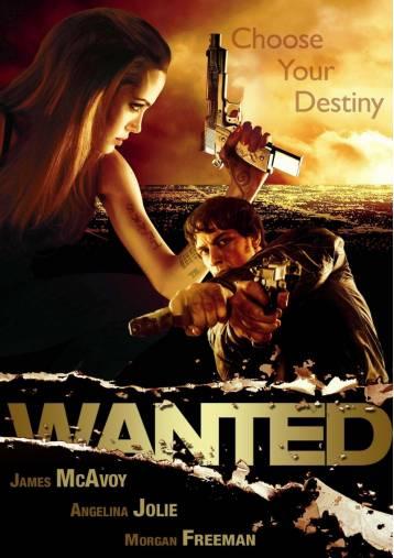 Wanted (Se busca) (2008) Español Latino