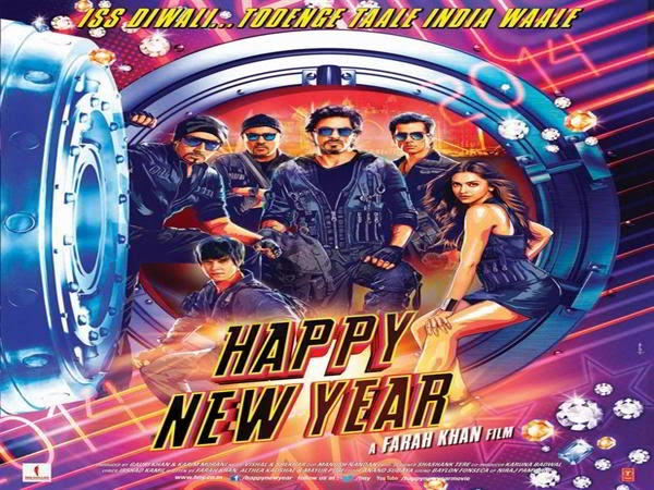 Happy New Year Movie Box Office Collections