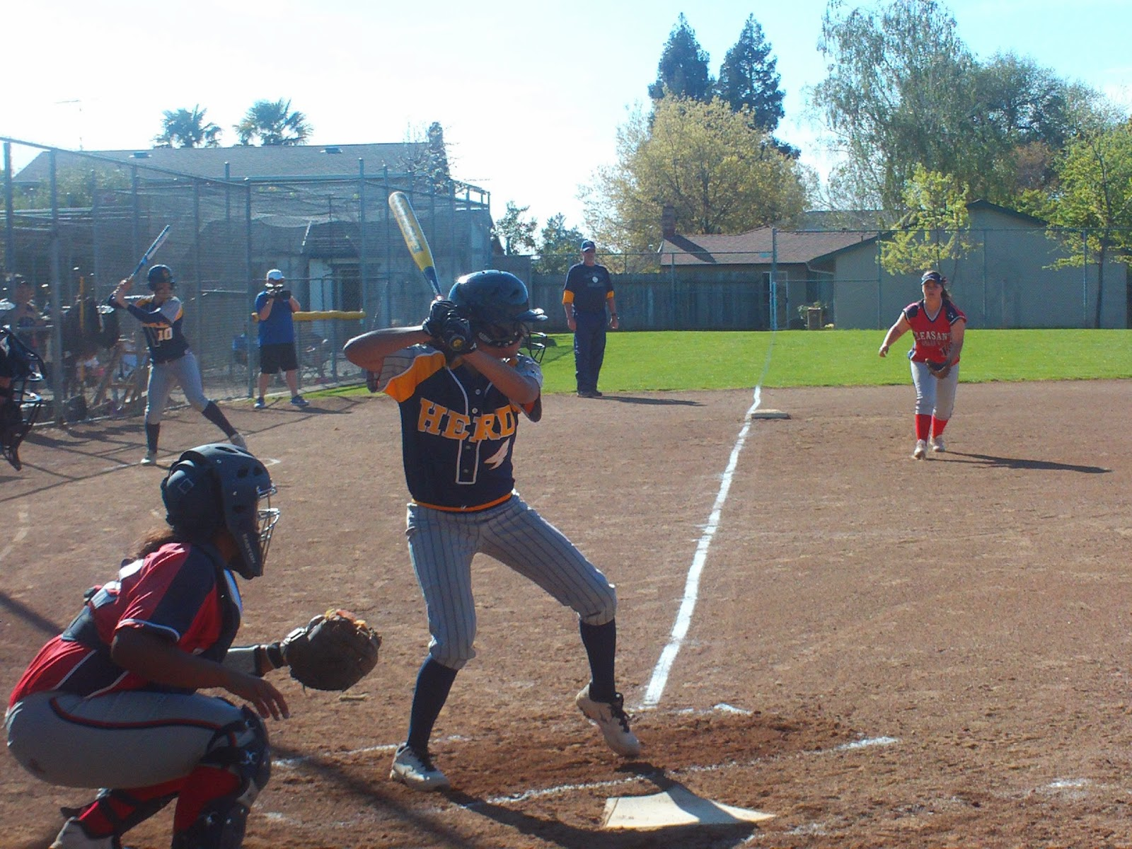 6-run Inning Gives EG Win Over PG; CRC Beats Modesto