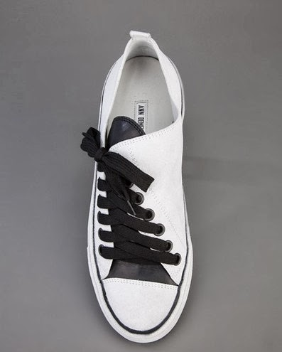Asymmetric Sneakers at far fetch