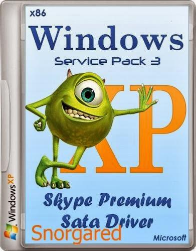 Descargar Windows XP SP3 Full [Skype Premium + SATA Driver] [2016] [BG - UL]