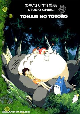 My Neighboy Totoro Tonari No Totoro
