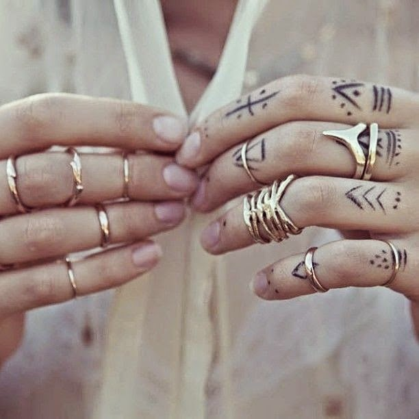 Comment Faire Un Tatouage Au Henné - Préparation et l'application du henné pour la tatouage au