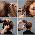 Lovely Rose Hairstyle Tutorial