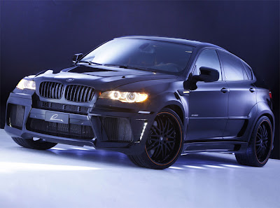 bmw x6m tuning photo