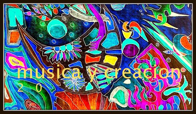 Música y Creación