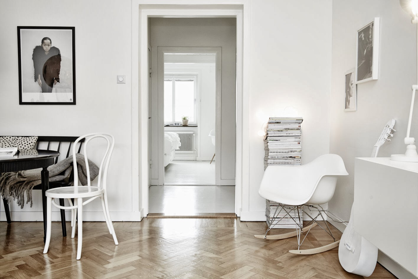 my scandinavian home: The beautiful apartment of a Swedish ...