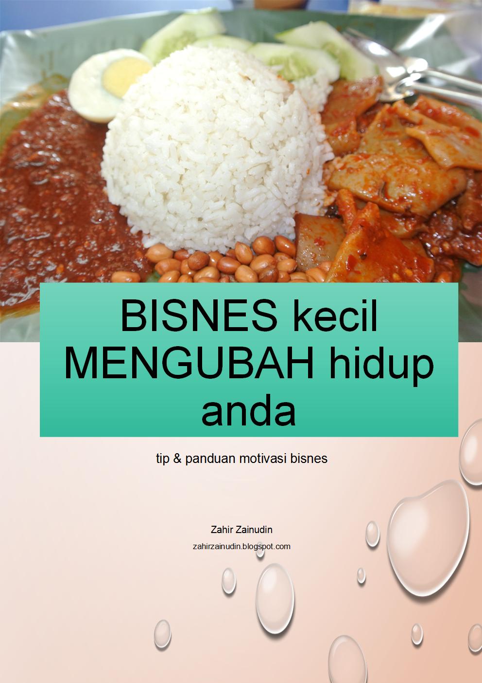 BISNES KECIL MENGUBAH HIDUP ANDA (ebook)