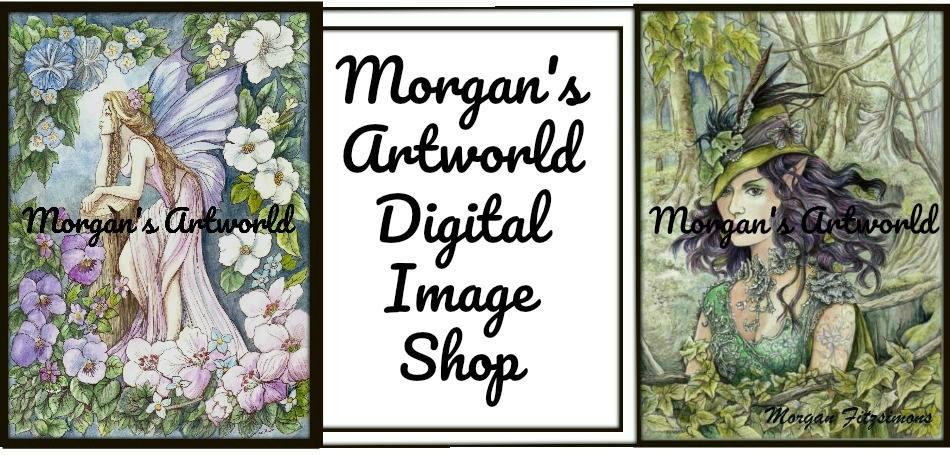 Morgans Art World